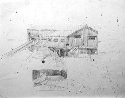 Study for Mill Pond